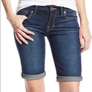 Lucky Brand Boardwalk Bermuda Shorts Size 32